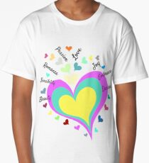 Girlish Love Long T-Shirt