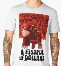 A Fistful of Dollars Men's Premium T-Shirt