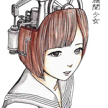 Shintaro Kago de bluedragon898