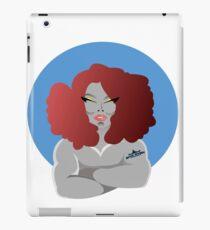BUTCH QWEEN iPad Case/Skin