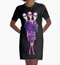Funke-ton Graphic T-Shirt Dress