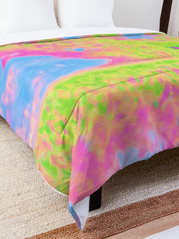 Alternate view of Cat Comforter