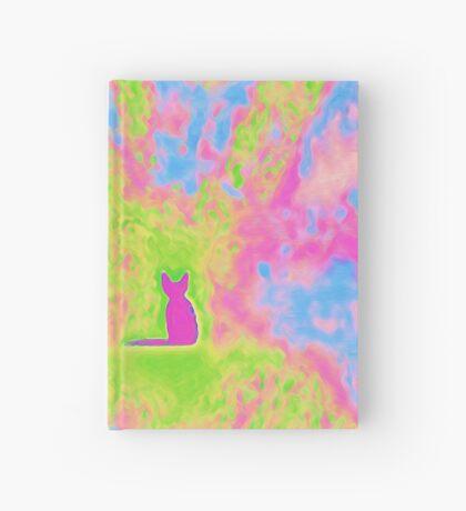 Cat Hardcover Journal