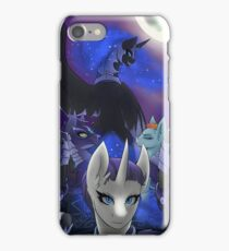 MLP - The Moon Rises iPhone Case/Skin