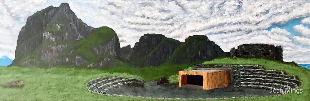 Lofoten Landscape - Eggum, Norway by Josh Mings