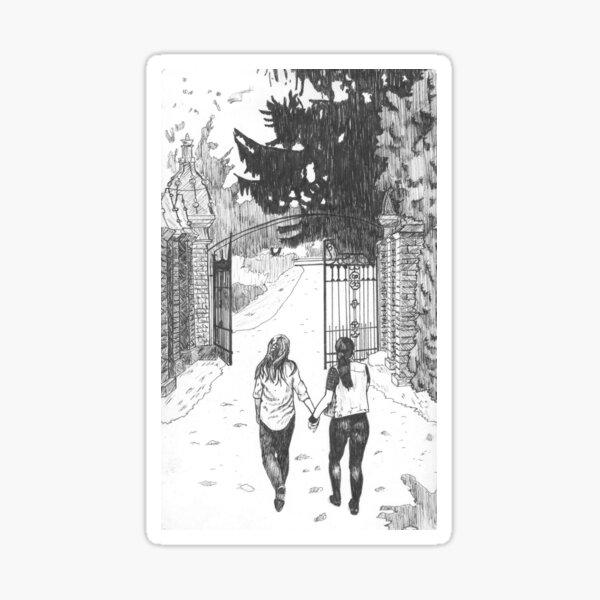 love stroll Sticker