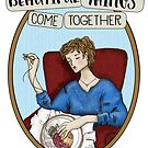 Beautiful Things Come Together One Stitch At a Time by jitterfly