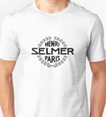 .   HENRI SELMER PARIS   . Unisex T-Shirt