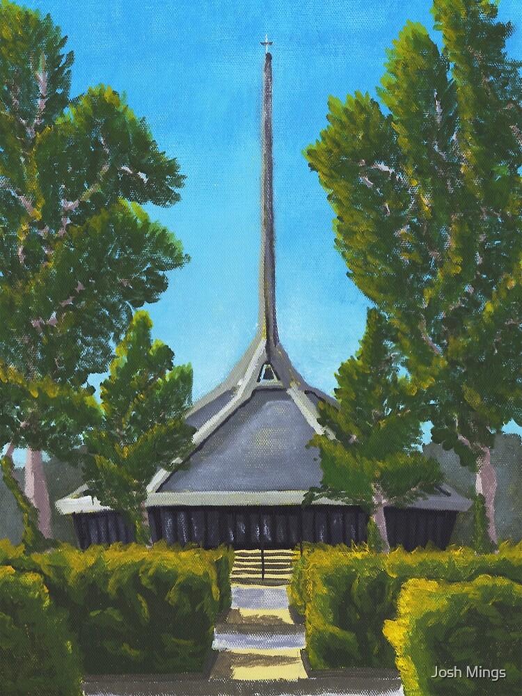 North Christian Church - Columbus, Indiana by Josh Mings