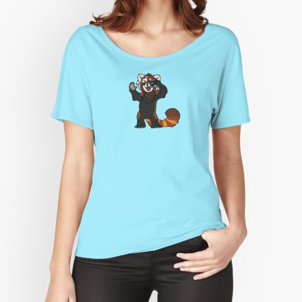 Red Panda Photographer - Alternate Shirts Relaxed Fit T-Shirt