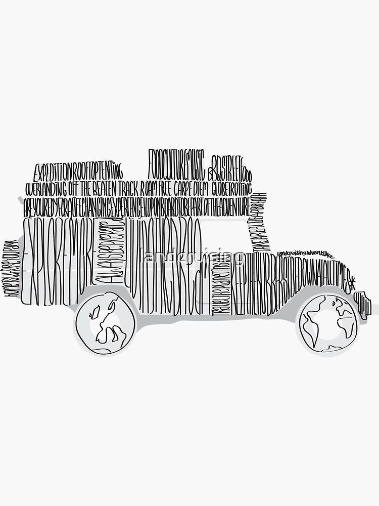 Artsy Sketchy by landcruising