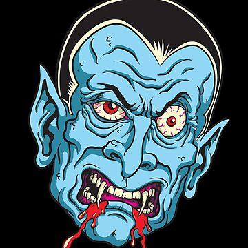 Klassischer Dracula von SandiTyche
