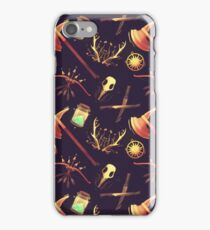 Vox Machina Tile Design iPhone Case/Skin