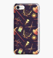 Vox Machina Tile Design iPhone Case/Skin