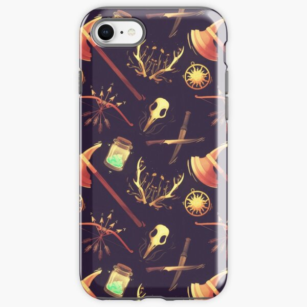 Vox Machina Tile Design iPhone Tough Case