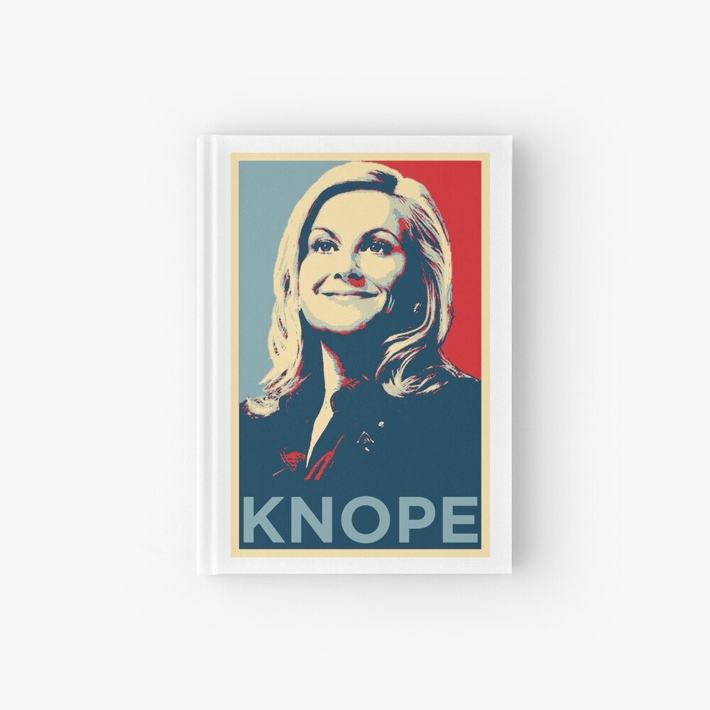 knope Hardcover Journal