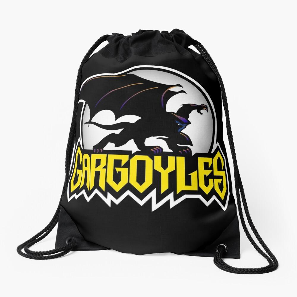 Gargoyle Goliath Drawstring Bag