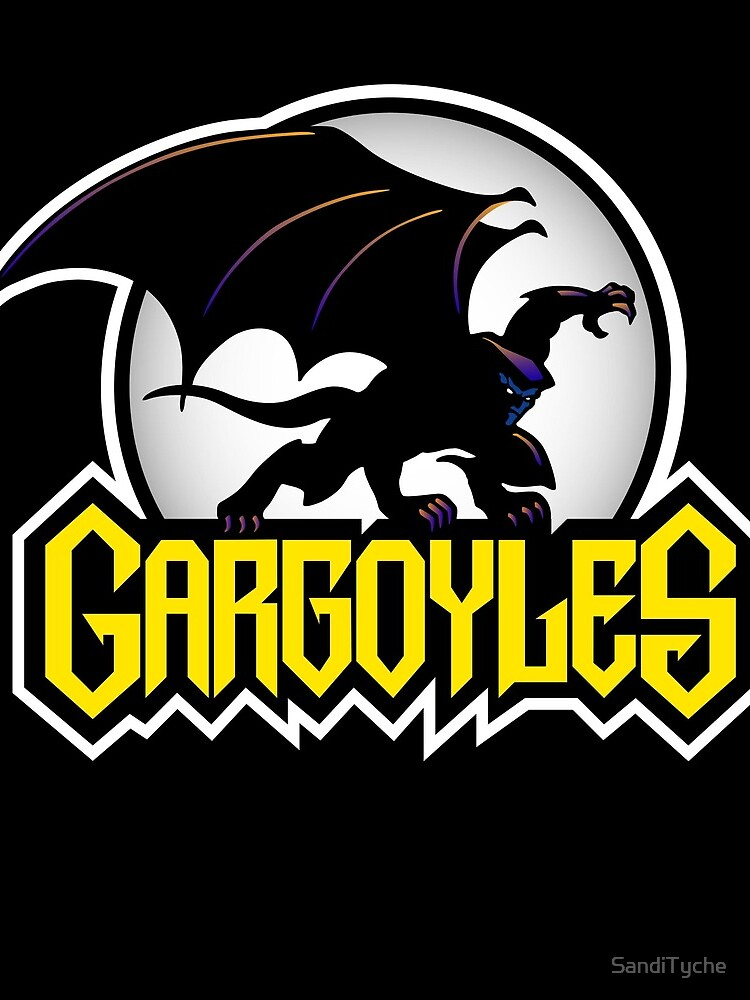 Gargoyle Goliath by SandiTyche