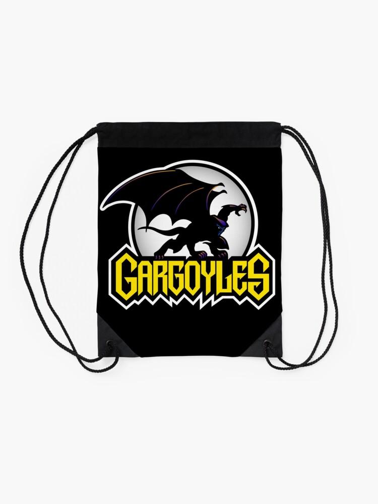 Alternate view of Gargoyle Goliath Drawstring Bag