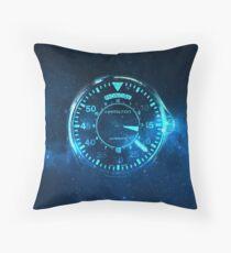 Watch Hamilton Pilot Throw Pillow