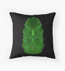 Creature Throw Pillow