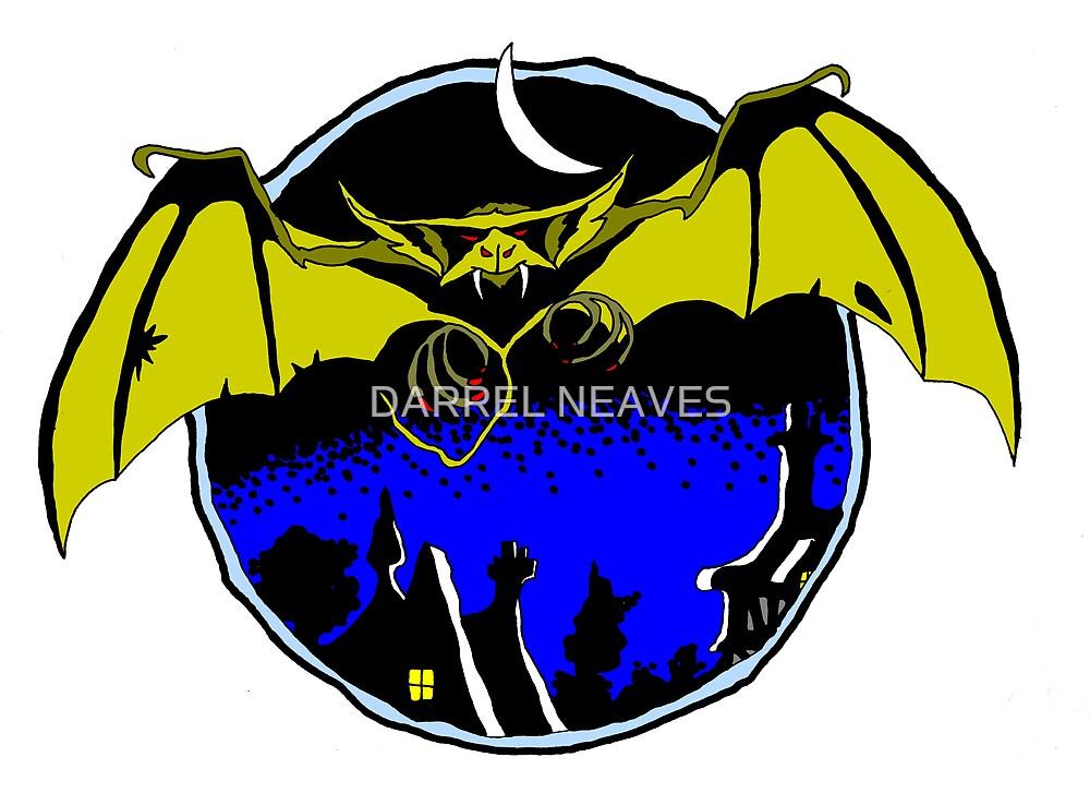 the bat  by DARREL NEAVES