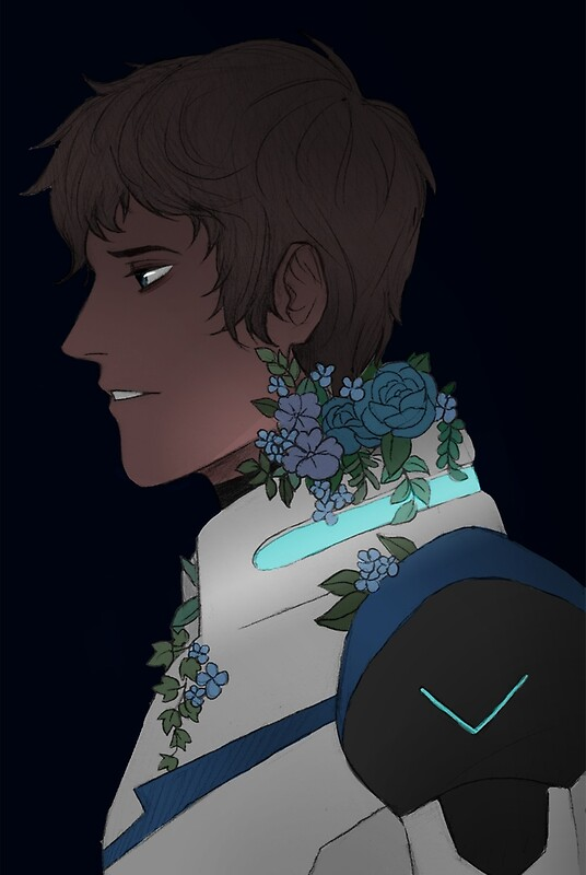 Quot Lance Voltron Quot By Kelseydraws Redbubble