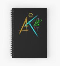AK SPECIAL Spiral Notebook