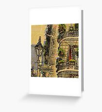 NEW ORLEANS DUMAINE Greeting Card
