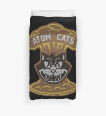 ATOM CATS Duvet Cover