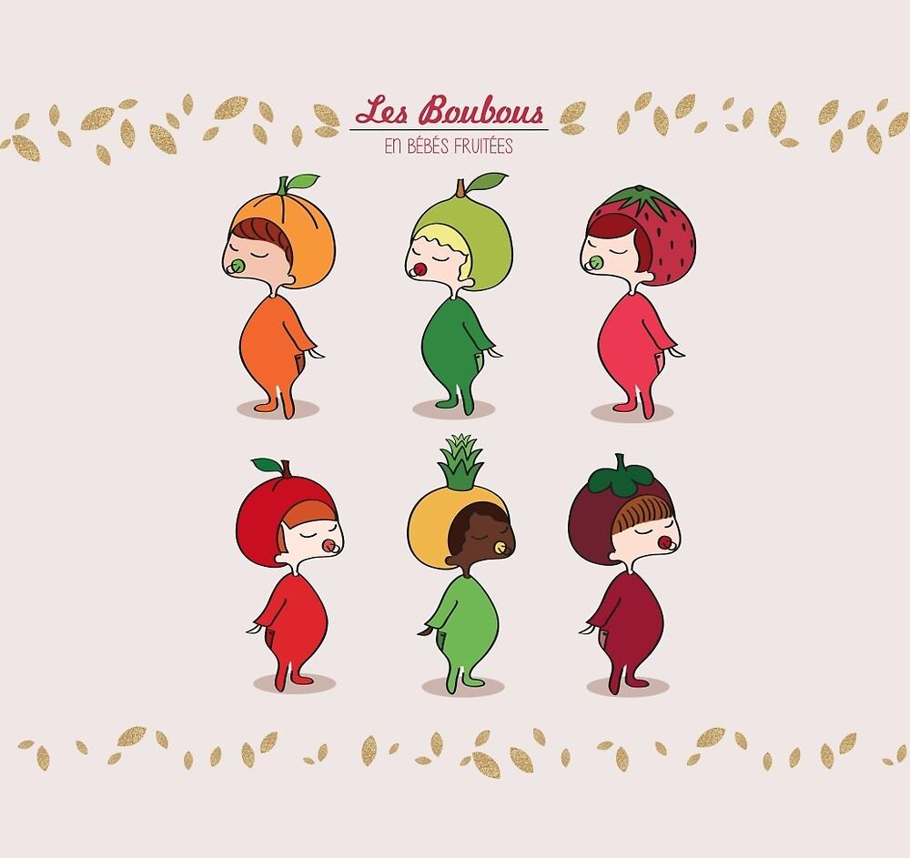 Les Boubous Fruité (2) by lesbroutilles