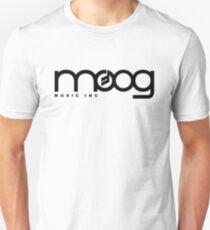 LOGO MOOG SYNTHESIZER Unisex T-Shirt