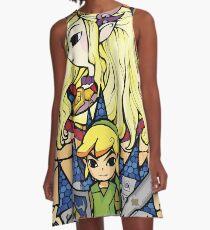 Zelda & Link A-Line Dress