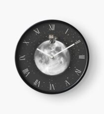 Lost in a Space / Moonelsh Clock