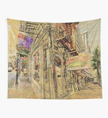 NEW ORLEANS GUMBO Wall Tapestry