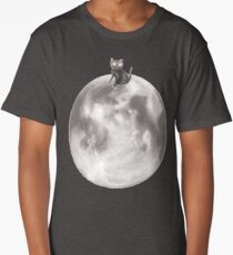 Lost in a Space / Moonelsh Long T-Shirt