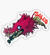 Salud Sticker