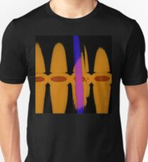 Neon Beads Sepia T-Shirt