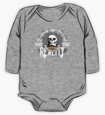 Beware Of Books They Tend To Change Reality - Cool Funny Book Lover Vintage Book Readers And Skull Fantasy T-Shirts And Gifts  Kids Clothes