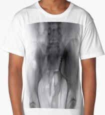 Headless Barbie Doll X-ray 2 Long T-Shirt