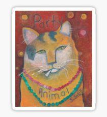 Party Animal  Sticker