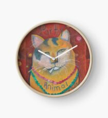 Party Animal  Clock