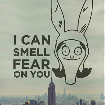 I Can Smell Fear On You by genderfvcked