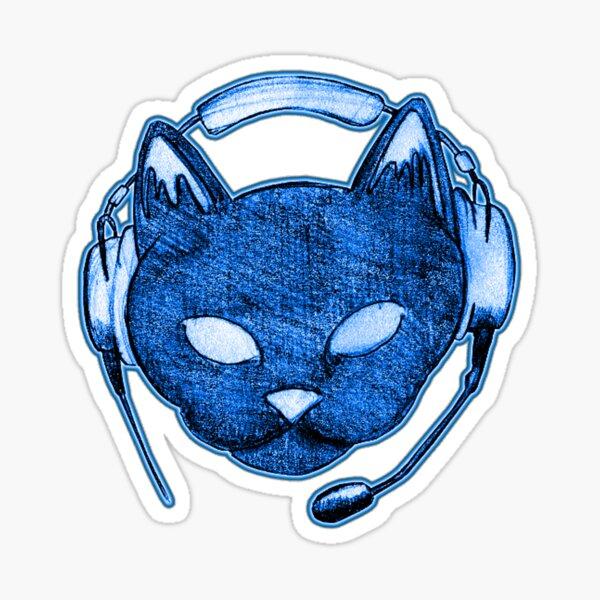 Sketch Cat Sticker