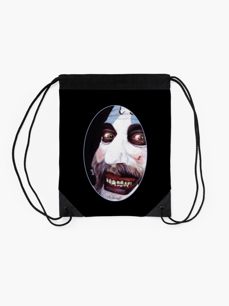 Alternate view of Captain Spaulding Drawstring Bag