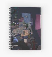 Conspiracy Theorist Spiral Notebook