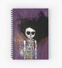 骸骨 壱 Spiral Notebook