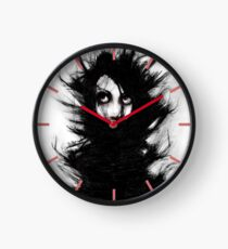 Coiling and Wrestling. Dreaming of You Clock