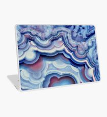 Agate lace Laptop Skin