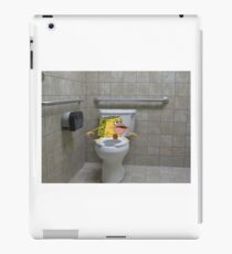 Primitive Spongebob iPad Case/Skin